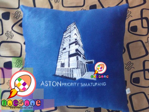 Bantal Promosi Hotel dan Perusahaan ASTON Priority Simatupang South Jakarta Indonesia