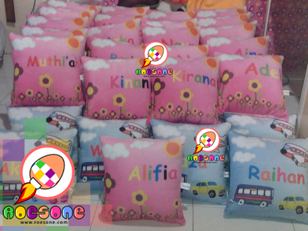 Pabrik Bantal Boneka Souvenir Kelahiran Anak