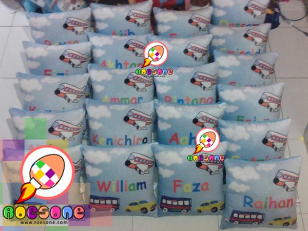 Pabrik Bantal Boneka untuk Anak PAUD