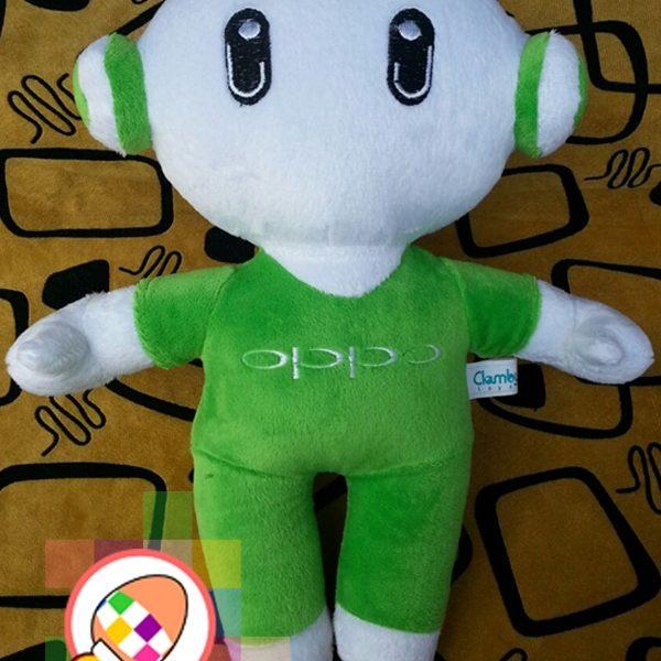 Produsen Boneka Maskot Oppo Smartphone