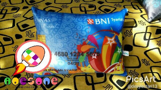 Produsen Bantal ATM BNI Syariah