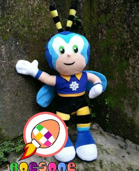 Produsen Boneka Maskot Lebah SD Budi Mulia 2 Yogyakarta