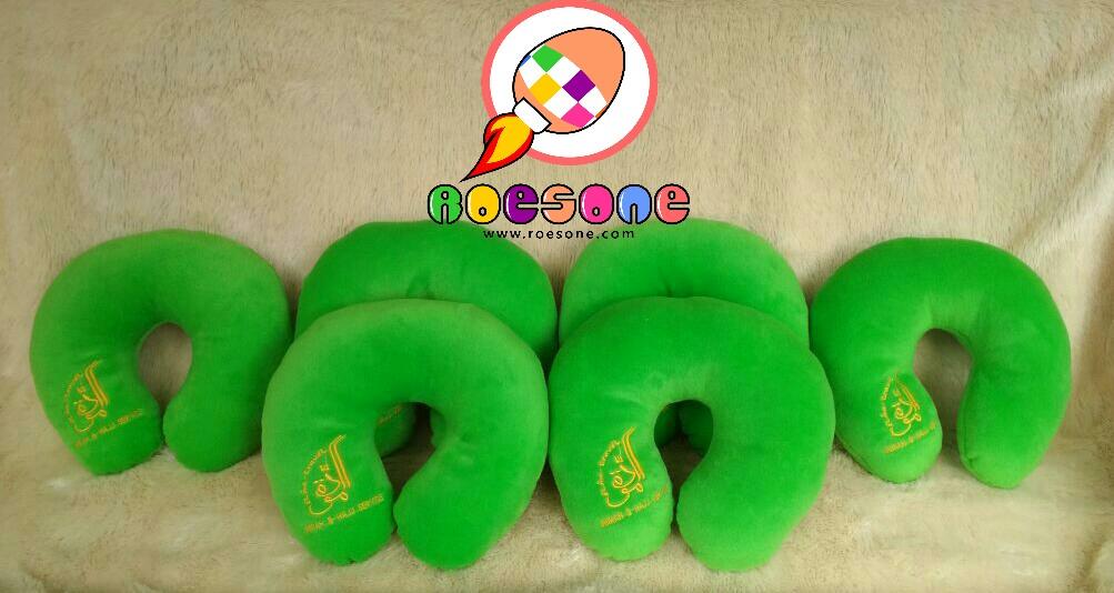 Bantal Leher Souvenir Untuk HAJJ dan Umrah ServiceBantal Leher Souvenir Untuk HAJJ dan Umrah Service