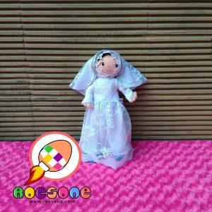 Boneka Muslimah Cantik Kado Ulang Tahun Anak