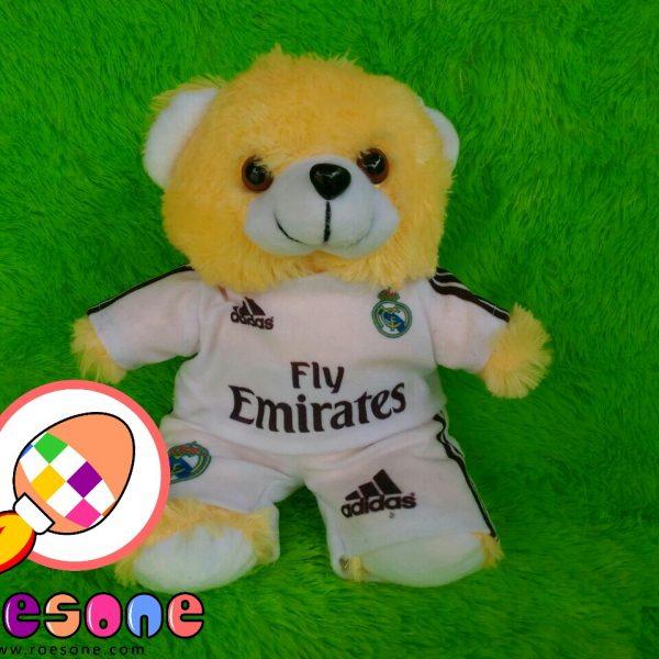 Produsen Boneka Souvenir Jersey Club Real Madrid
