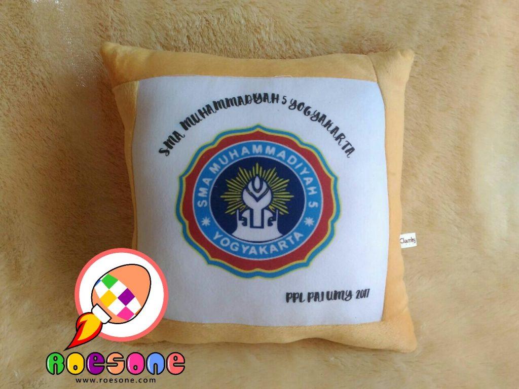 Produsen Bantal Souvenir Mahasiswa PPL Universitas Muhammadiyah Yogyakarta 2017