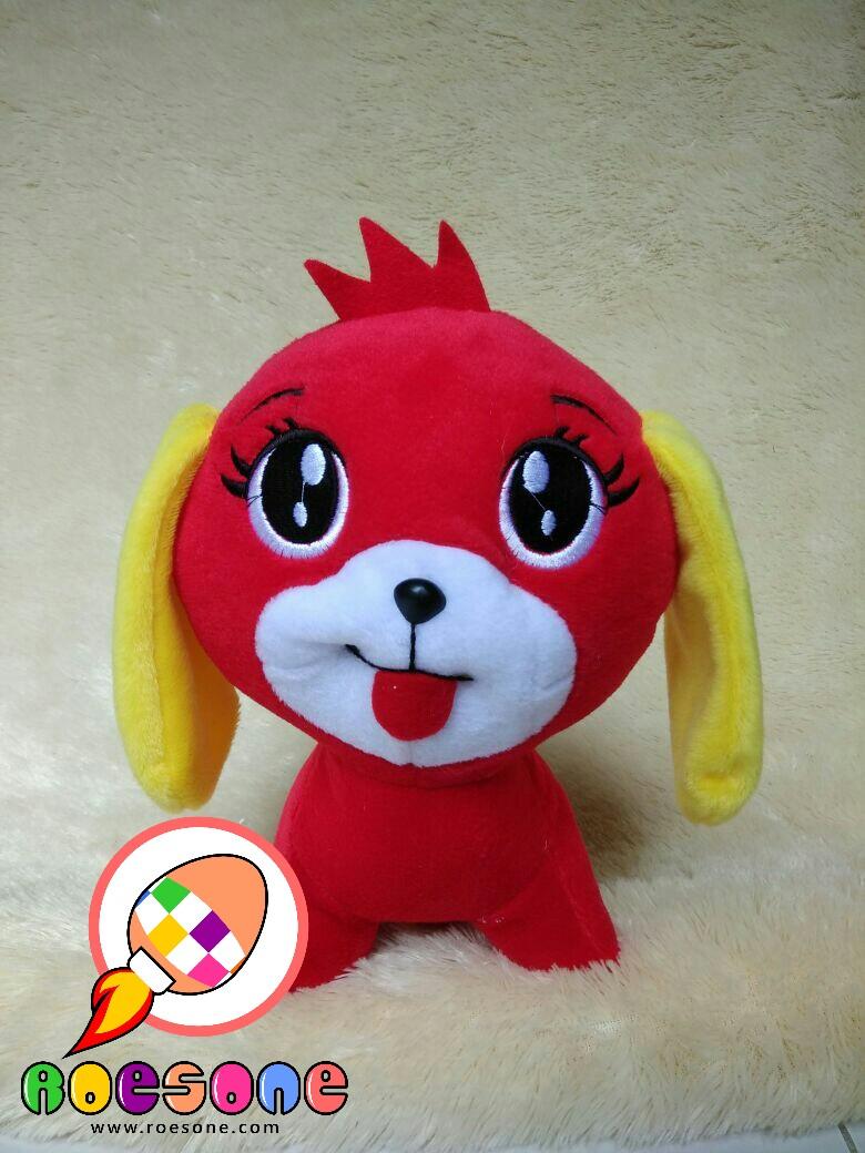 Produsen Boneka Imlek Sio Anjing Tanah