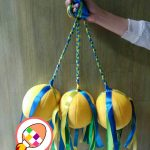 Produsen Bola Shuttlecock Abu Robocon Paling Murah di Indonesia