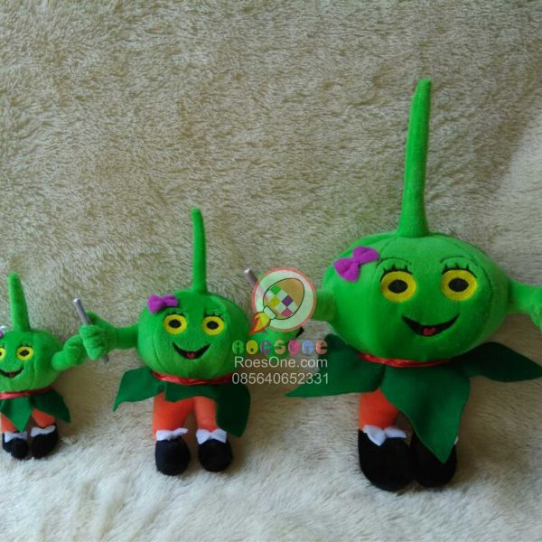 Produsen Boneka Maskot KPU Indragiri Hilir Sumatera