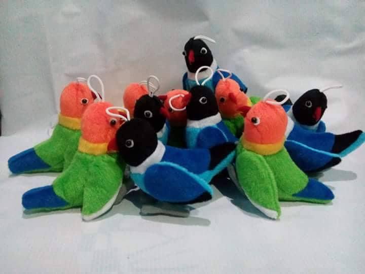 Produsen Boneka Souvenir Burung