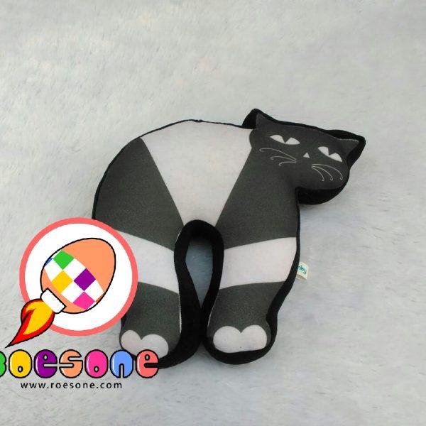 Produsen Bantal Leher Custom Kucing Unik