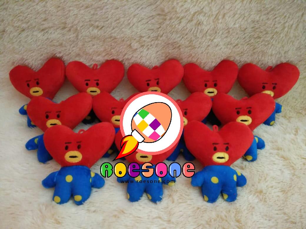 Produsen Boneka Maskot KPOP Korea Emoji Line