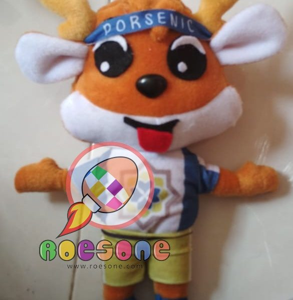 Produsen Boneka Maskot PORSENI Insan Cendekia Mandiri