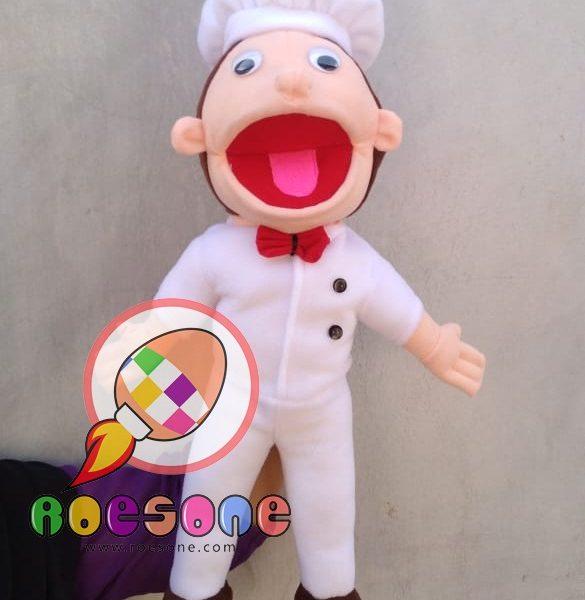 Produsen Boneka Muppet Profesi Koki