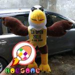 Produsen Boneka Maskot Burung Elang Cb Open 2019 Kabupaten Berau Kaltim