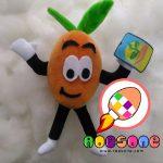 Produsen Boneka Maskot Benih Si Mobis Bibit Gratis