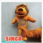 Promo Boneka Muppet Edukasi Anak Karakter Singa