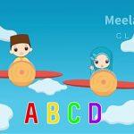 Serunya Belajar Mengenal Abjad Bersama Meela dan Meelo