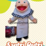 Boneka Muppet Muslimah Santri Putri Produk Terbaru