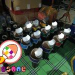 Proses Pembuatan Kostum Power Rangers di Rumah Produksi RoesOne