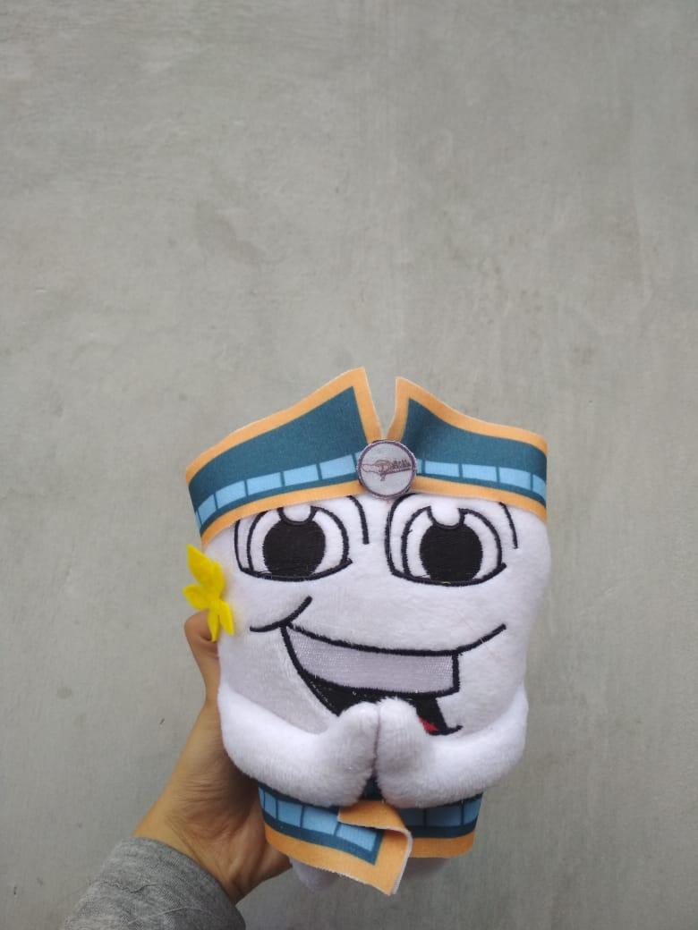 Produsen Boneka Maskot Gigi Bali Dence