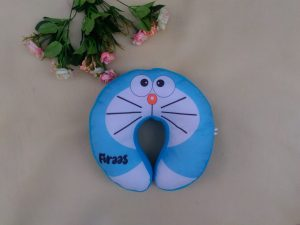 Produsen Bantal Leher Souvenir Doraemon