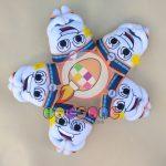 Produsen Boneka Maskot Gigi Souvenir Fakultas Kedokteran Gigi Universitas