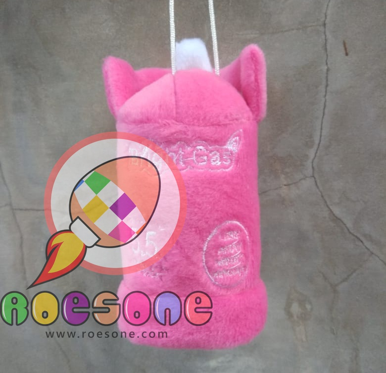 Produsen Boneka Maskot Bright Gas Souvenir Pertamina