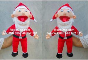 Produsen Boneka Muppet Santa Claus Dongeng Natal