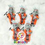 Produsen Boneka Maskot KPU Berau Kaltim