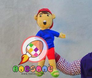 Produsen Boneka Tangan Puppet Anak Laki-laki Bolang