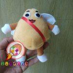 Produsen Boneka Maskot Nasi Bungkus RM Padang