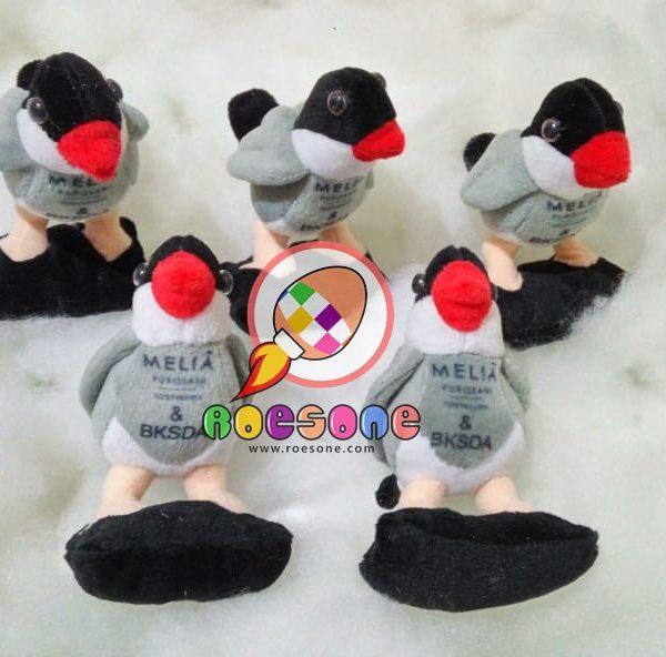 Produsen Boneka Maskot BKSDA YOGYAKARTA