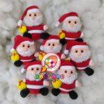 Produsen Boneka Souvenir Natal dan Tahun Baru Hotel Melia Purosani Santa Claus