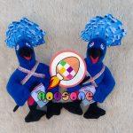 Produsen Boneka Maskot KPU Kabupaten Manokwari Papua