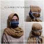 Masker Hijab Murah Jual Eceran
