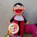PROMO Boneka Muppet Profesi Pengacara Media Edukasi