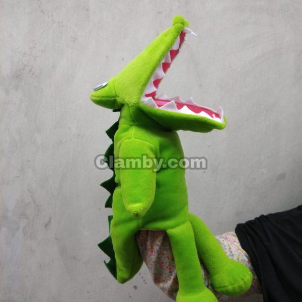 Launcing Boneka Muppet Terbaru Karakter Buaya